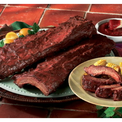 Barbecued Ribs 2 Racks