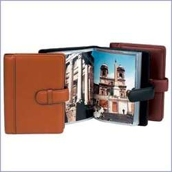 Personalized Leather 4 x 6 Photo Holder