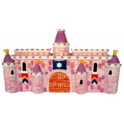 Pink Castle Menorah