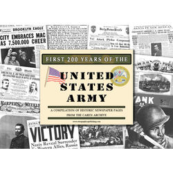 First 200 Years of the US Army New York Times Compilation
