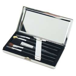 Personalized Cosmetic Brushes and Case