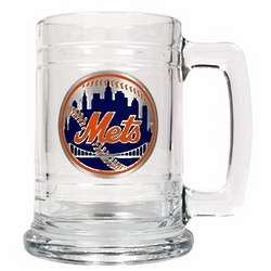 Personalized New York Mets Medallion Mug