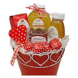 Honey of a Valentine Gift Basket