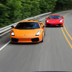 Exotic Car Drives and Ride Alongs Experience Nationwide