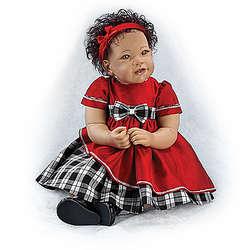 Brianne Lifelike Baby Doll