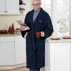 Men's Personalized Fleece Robe