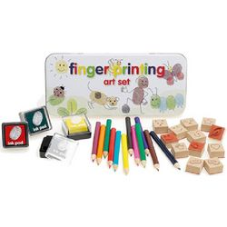 Fingerprint Art Set