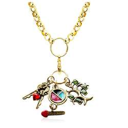 Teen Girl Charm Necklace