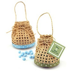 Mini Weave Sachet Favor