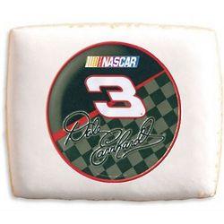 Dale Earnhardt Sr. #3 Logo Cookies
