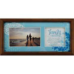 Family Prayer Photo Frame