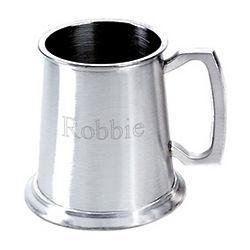 Personalized Tankard Drinking Mug