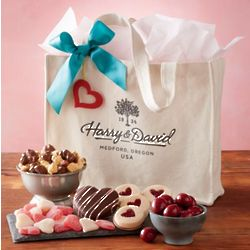 Valentine's Day Gourmet Treat Gift Bag