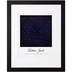 Personalized Constellation of Love Print