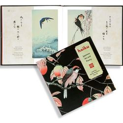 Haiku Japanese Art and Poetry Book
