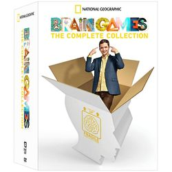 Brain Games The Complete Collection DVD Set
