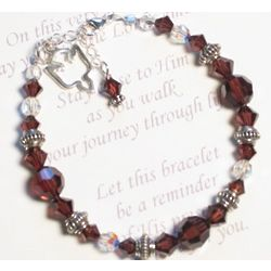 Confirmation Crystal Bracelet