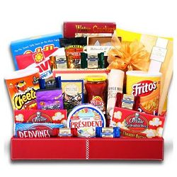 It's All About Snacks Gift Tray