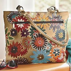 Autumn Floral Bag