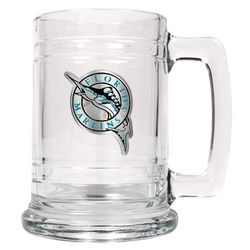 Personalized Miami Marlins Medallion Mug