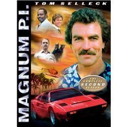 Magnum P.I. Season 2 DVD