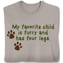My Favorite Child Shirt