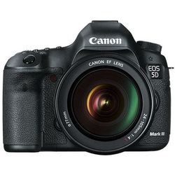 EOS 5D Mark III Black Digital SLR Camera Kit