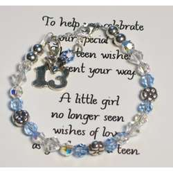 Thirteen Wishes Bracelet