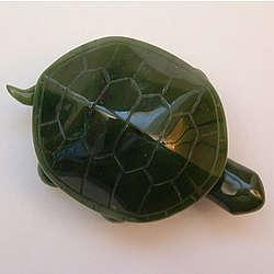 Hand Carved Jade Turtle