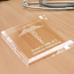 Personalized Doctor Keepsake & Paperweight