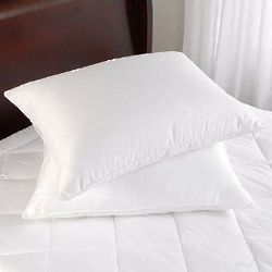 White Duck Down Queen Size Pillow