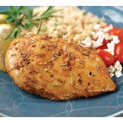 Mediterranean 3 Ounce Chicken Breasts