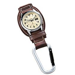 Atomic Clip Watch