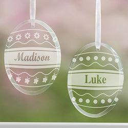 Custom Easter Suncatcher