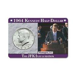John F. Kennedy Half-Dollar Monthly Collection