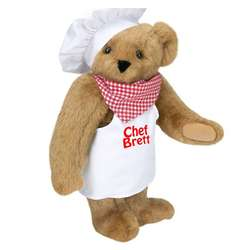 "15"" BBQ Chef Teddy Bear"