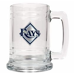 Personalized Tampa Bay Rays Medallion Mug