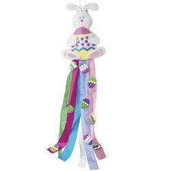 Easter Bunny Windsock