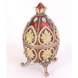 Fantasy Musical Egg Trinket Box