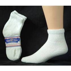 Diabetic Quarter Socks