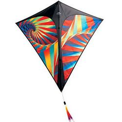 Folding Diamond Kite
