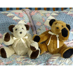 Oliver or Olivia Hand Made Teddy Bear