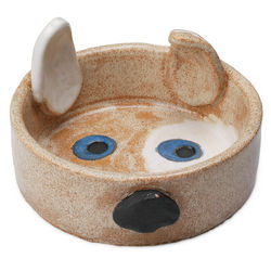 Buster Bowl Doggy Dish