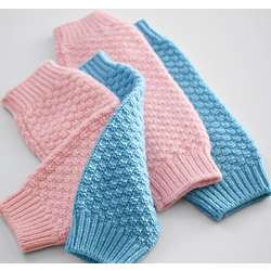 Cashmere Baby Leg Warmers