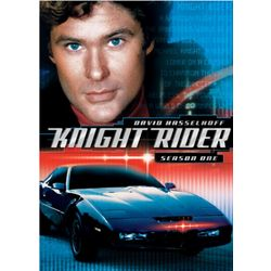 Knight Rider Season 1 DVD and Movie Sequel