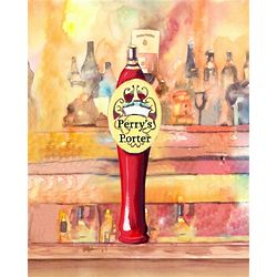 On Tap No. I Personalized Print