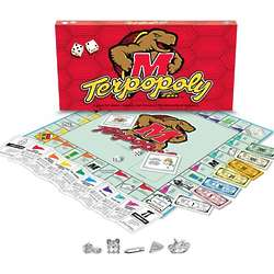 Terp-opoly - University of Maryland Monopoly Game