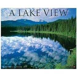 A Lake View 2014 Calendar