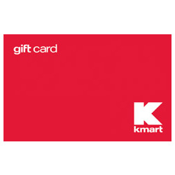 $75 Kmart Gift Card