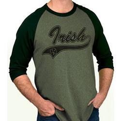 Baseball Style Irish Jersey